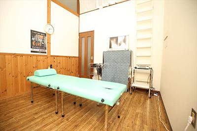 個室施術室